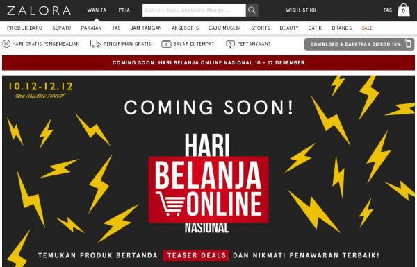 7 Keuntungan Belanja Online di Tengah Promo Harbolnas