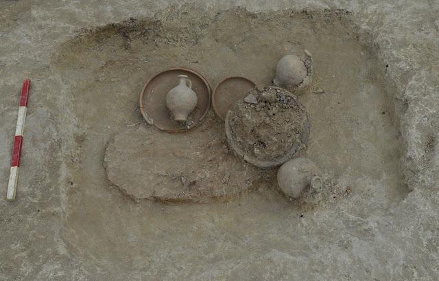 Anglo-Saxon village remains found in Cambridge