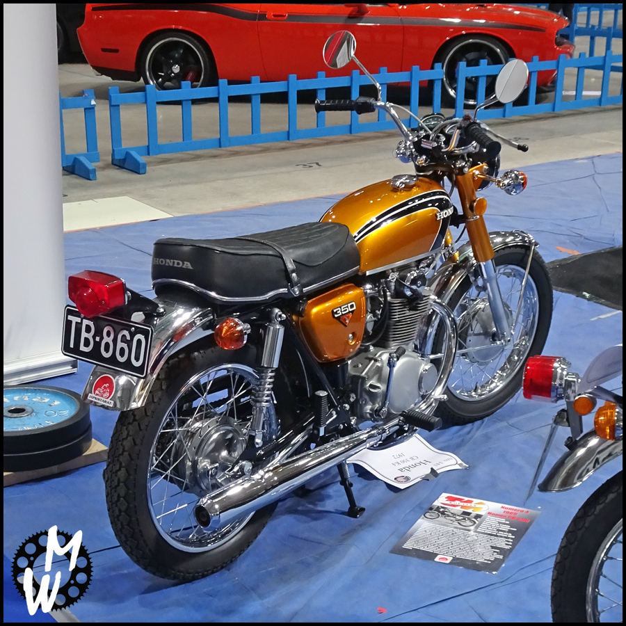 Harley Turbo Shovelhead: Marko's Workshop: American Car Show 2018