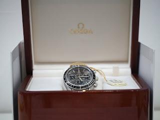スピードマスターオートマチック 323.30.40.40.06.001 オメガ腕時計の中古品をお買取り致しました