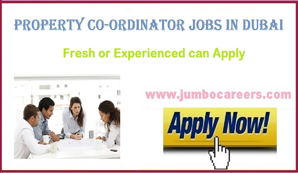 Freshers jobs in Dubai for real estate, Available jobs vacancies in Dubai,