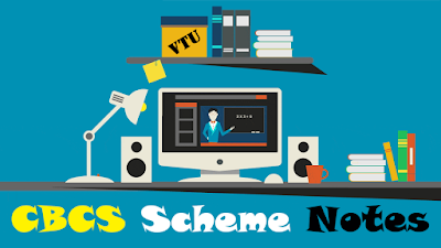 All Branches VTU CBCS Scheme Notes
