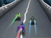 لعبة سباق الطائرات