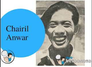 Mengenal Sosok Chairil Anwar