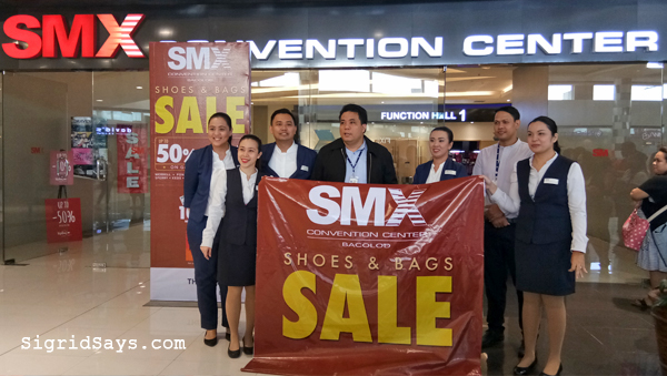 SM Store Bacolod -SMX Shoes and Bags Sale Bacolod