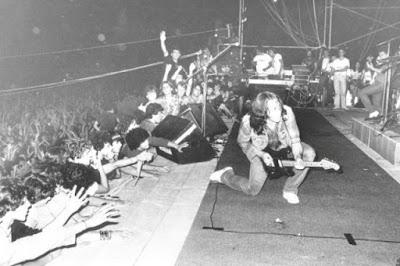 Αθήνα το 1981 Rory Gallagher