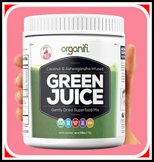 DETOXIFY your body with organifi green juice