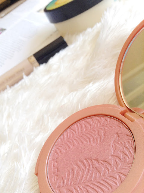 Tarte Amazonian Clay Blush January Favourites