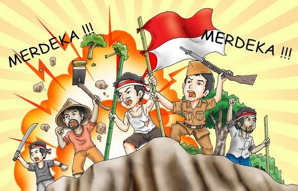 Sejarah Perjuangan Mempertahankan Kemerdekaan