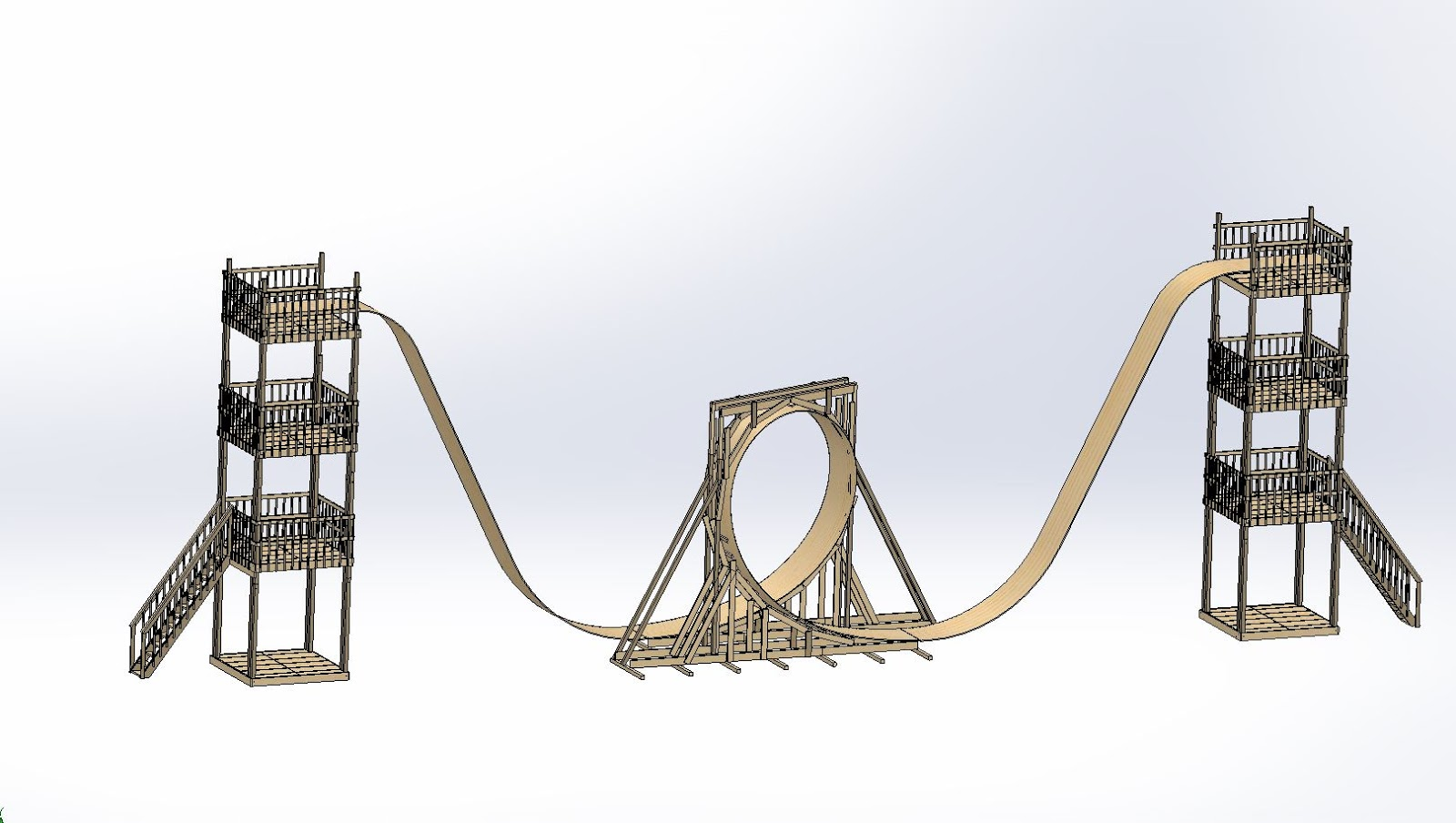 BuildIts in Progress: Roller Coaster Mechanical Design ...