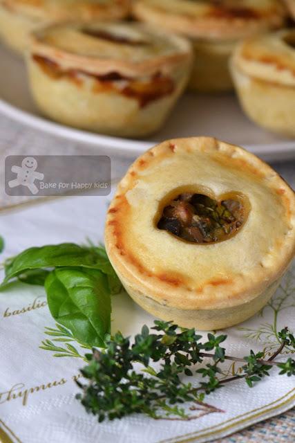 Bourke street bakery chicken mushroom pie