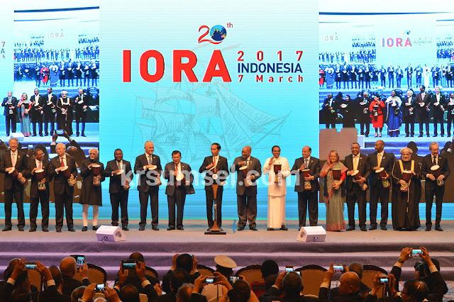 Presiden Jokowi Buka KTT IORA, TNI Perketat Pengamanan VVIP