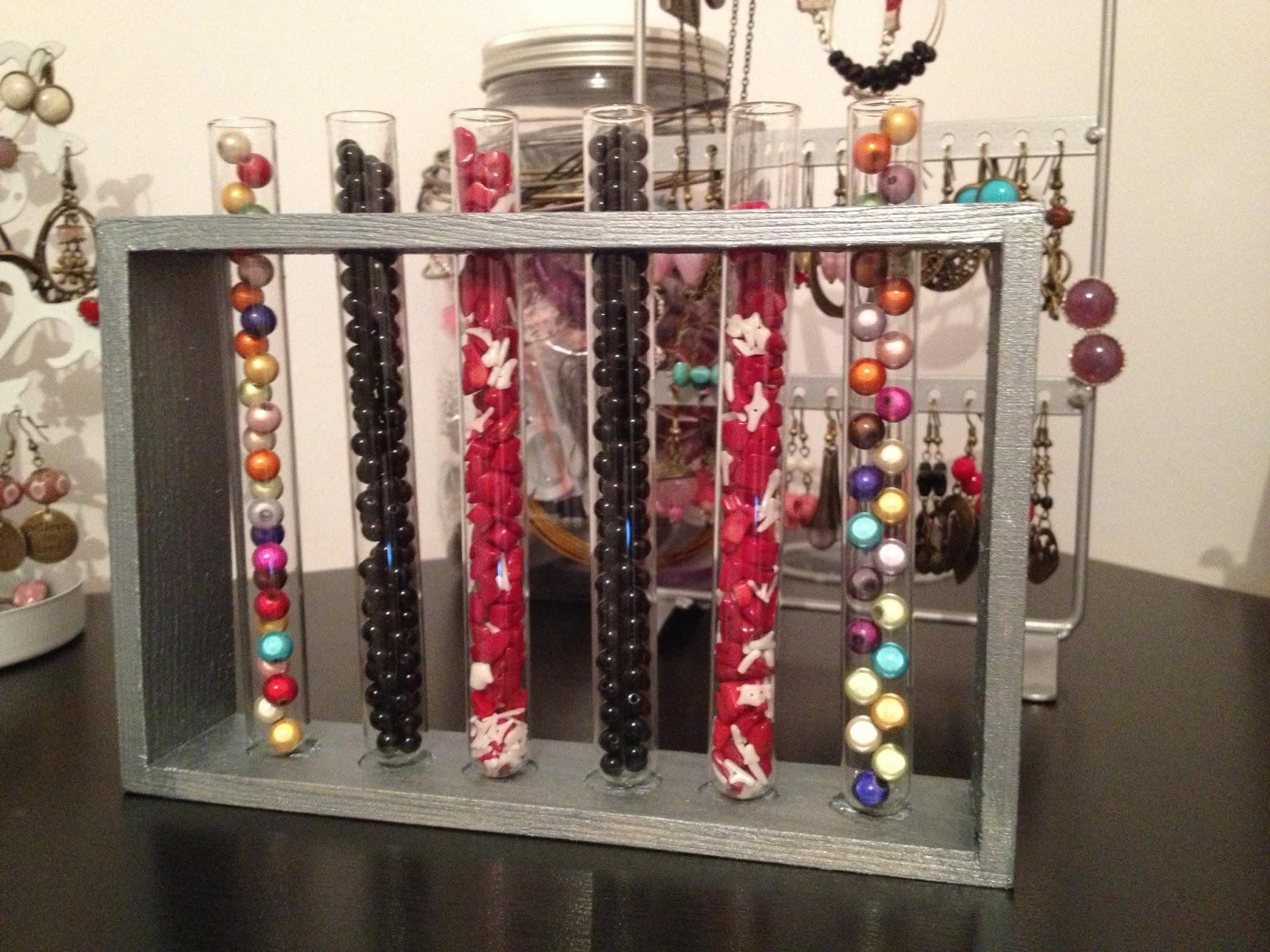 le temps du lylha diy d co et rangement de perle. Black Bedroom Furniture Sets. Home Design Ideas