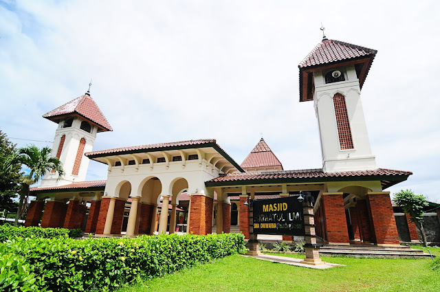 SMA Dwi Warna Islamic Boarding School Berkualitas