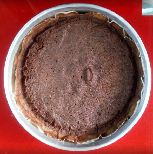 resepi kek milo viral