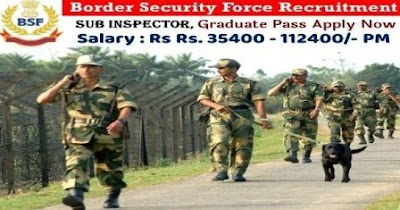BSF Sub Inspector SI Previous Year Question Papers - DOWNLOAD