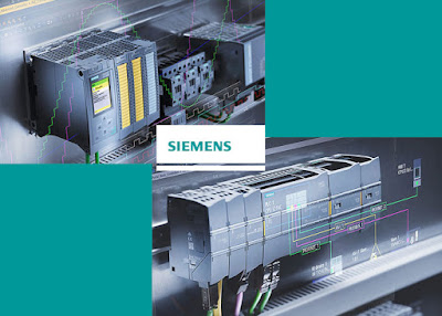 Siemens industrial automation controller system
