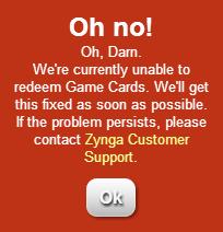 game cards redeem