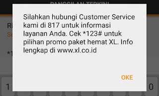 Berhenti Berlangganan Paket Internet Axis