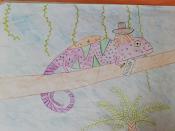 May: Co-operative Chameleon