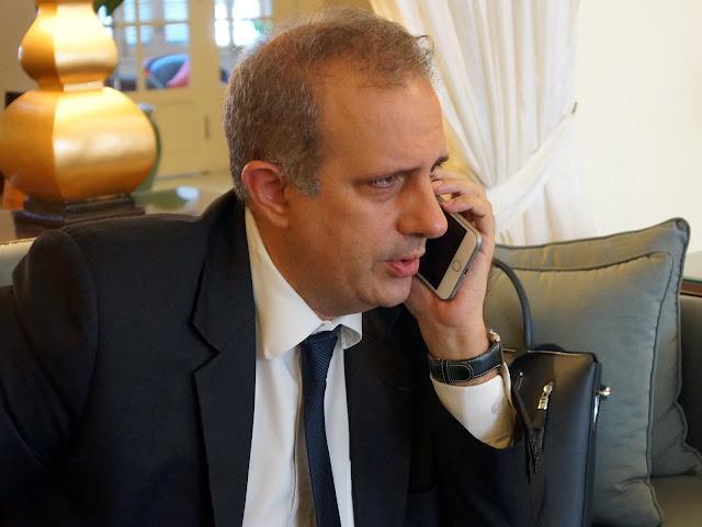 Arnaud DARC, patron du groupe Thalias