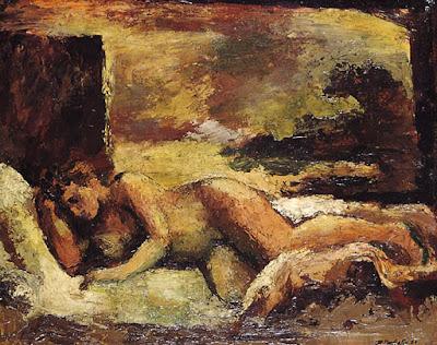 Nude (1958), Jean Bellette