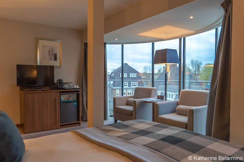 Bilderberg Garden Hotel Amsterdam Executive Room View Things to Do Amsterdam Vacation