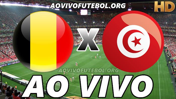 Ver Bélgica x Tunísia Ao Vivo Online