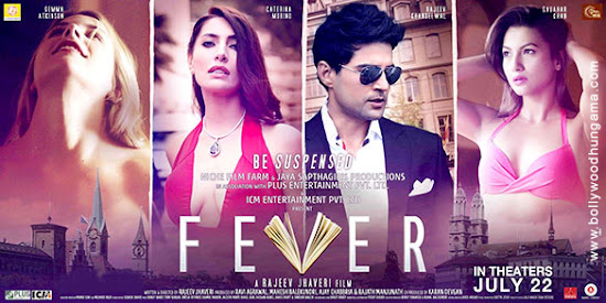 Fever (2016) Movie Poster