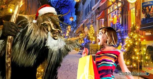 Natal: conheça as bizarras comemorações ao redor do mundo!