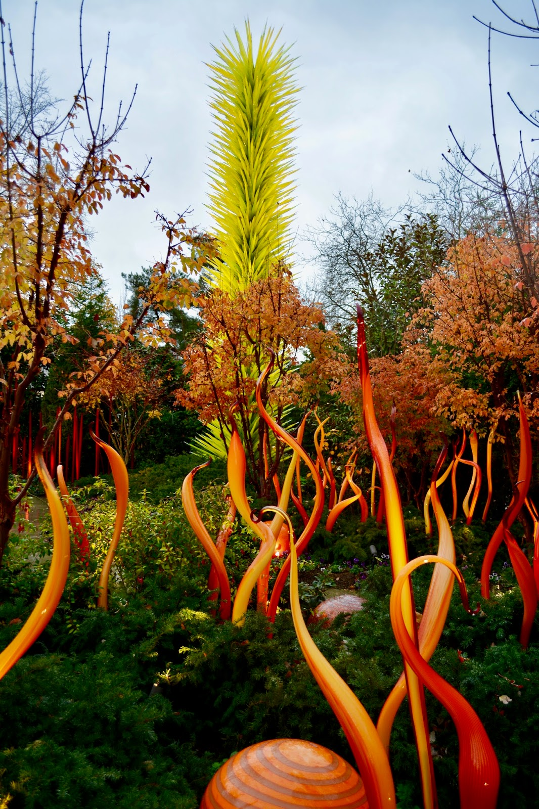 Chihuly Garden and Glass | Air Capital Chronicles