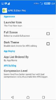 Apk Editor Pro v1.4.0 Apk Android