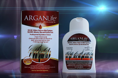 Arganlife Anti Hair Loss Treatment