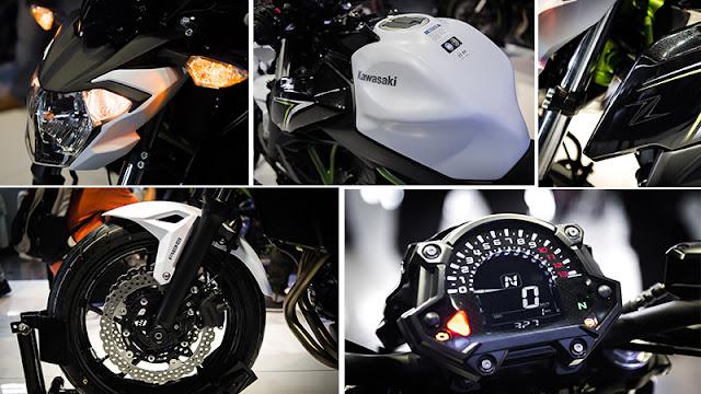 Kawasaki Z650 2017 ABS