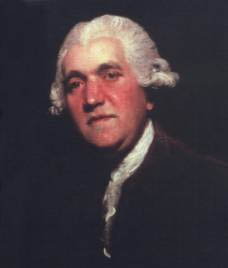 Portrait of Josiah Wedgwood by Joshua Reynolds