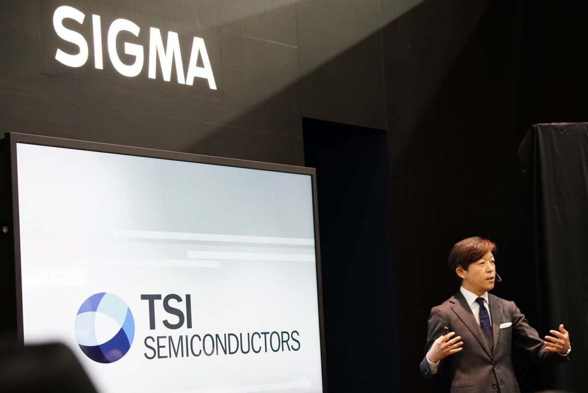Full Frame Foveon Image Sensors World Sigma Foveon New Sensor To Be
