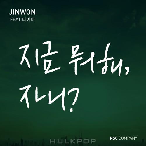 JINWON – 지금 뭐해, 자니 – Single