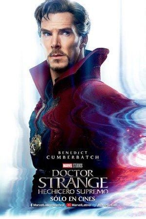 Poster Doctor Strange 2016