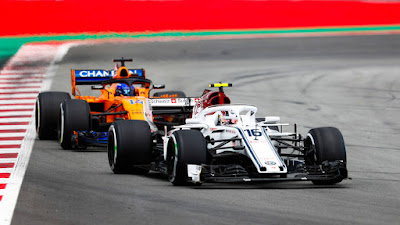 F1 Spanish Grand Prix. Top Team radio messages.