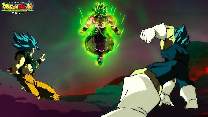 Super Saiyan Green Aura Explained (DBS:Broly)!