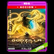 Godzilla 3: El devorador de planetas (2018) WEB-DL 1080p Audio Dual Latino-Japones