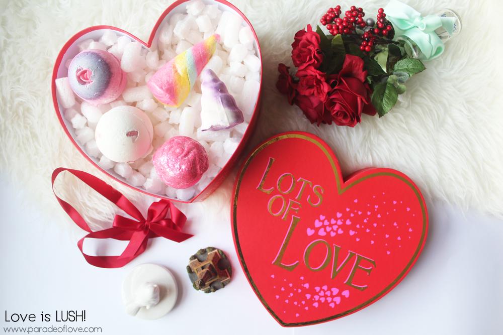 LUSH Valentine's Day 2016