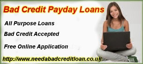 Need A Bad Credit Loans