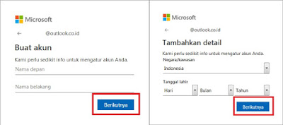 Cara Membuat Email Outlook