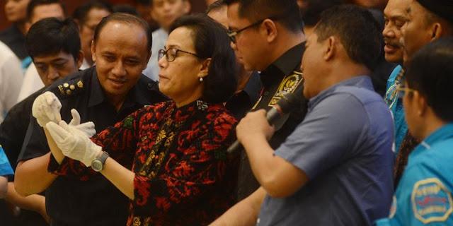 Sri Mulyani Bandingkan Utang RI Dengan Jepang, PKS : Utang Indonesia Sudah Mengkhawatirkan !
