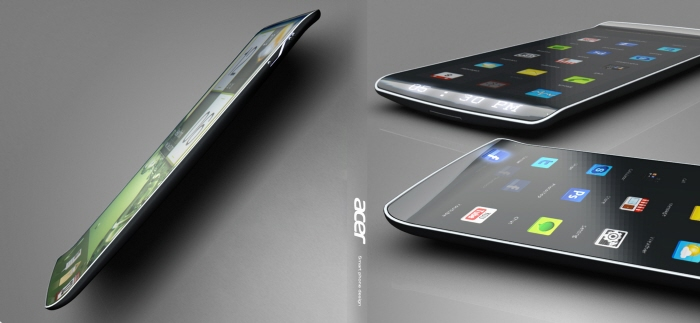 Acer Concept Phone Cool New Tech