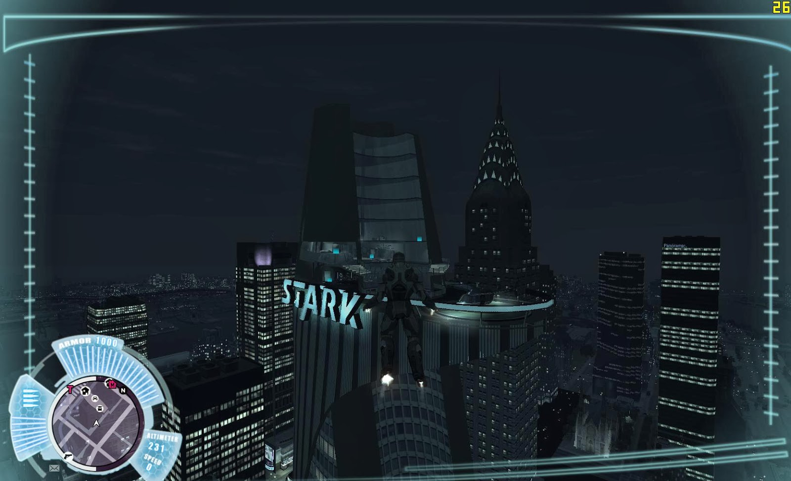 GTA X Scripting: Iron Man IV v2 0 - Stark Tower support