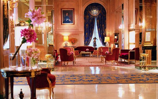 Hotel de luxo Alvear Palace em Buenos Aires