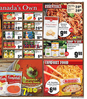 AG Foods Flyer August 20 – 26, 2017