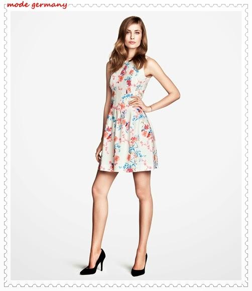 Mode Germany: Frühlings Kleider bei H&M